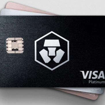 Test crypto.com MCO Visa Karte Erfahrungsbericht nach 14 Tagen Nutzung der Royal Indigo Karte