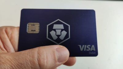 crypto.com visa card test